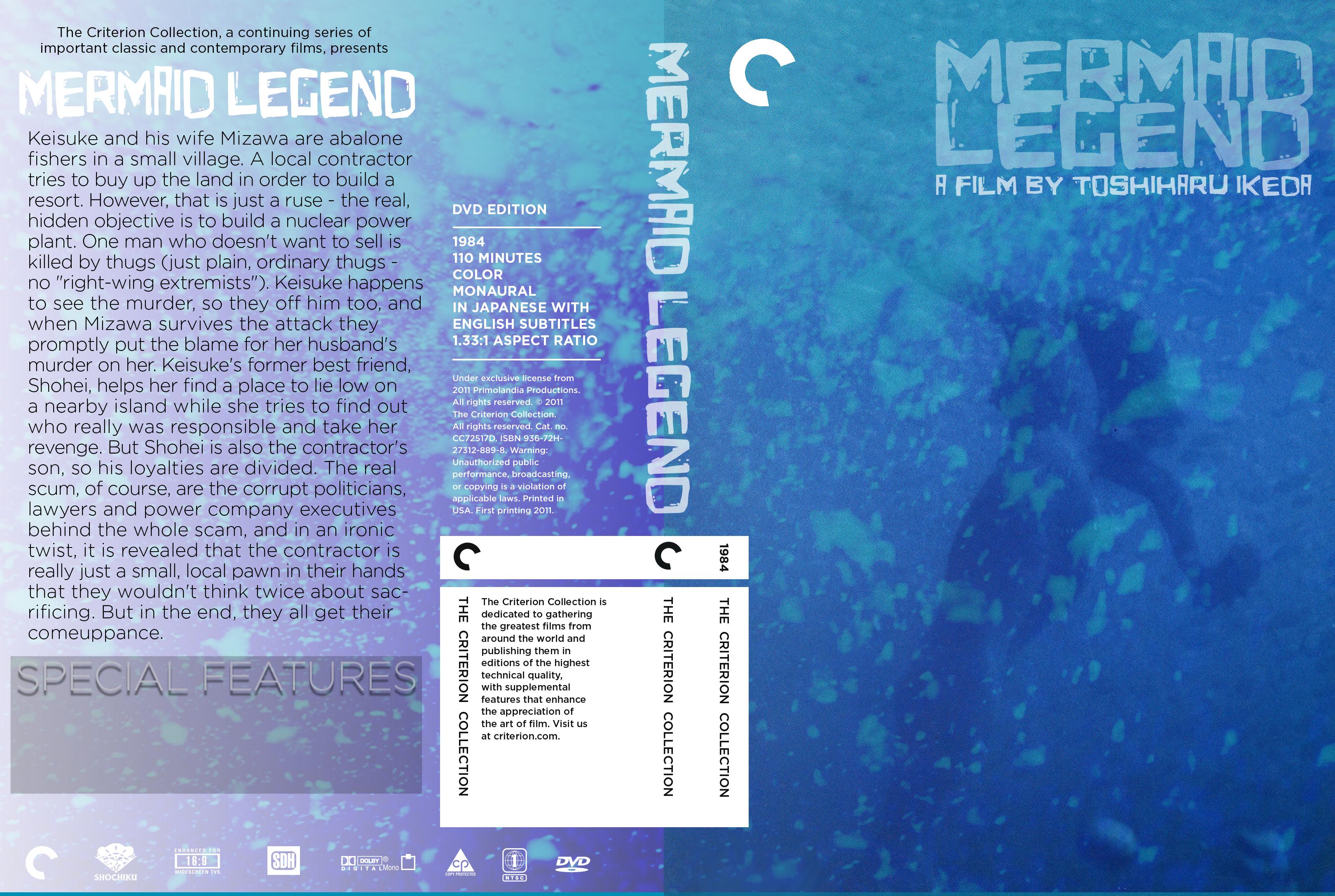 Mermaid Legend Primolandia Productions