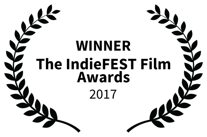 WINNER - The IndieFEST Film Awards - 2017